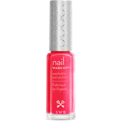 S'N'B Wash Off Zoet-Roze Nagellak