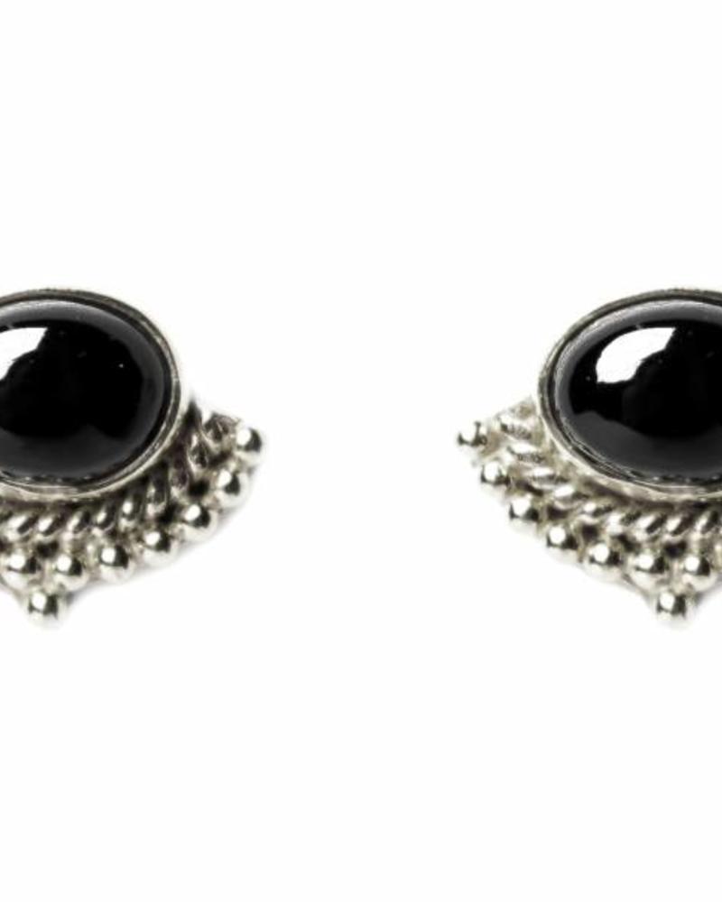 Muja Juma  Silver earring