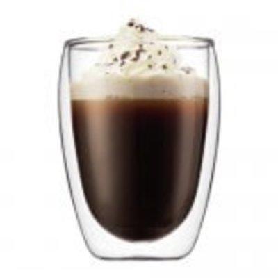 Kartell Koffieglas groot