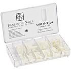 500 M Nageltips + Acryl-Box