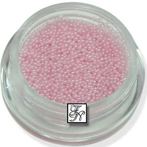 Mini-Perlen rosa