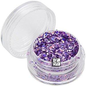 Glitter-Pailetten Nr.52 (lila)
