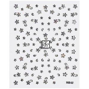 Naildesign Hologramm Nagelsticker Nr.59