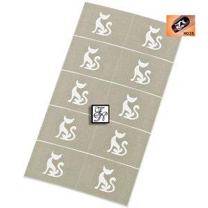Nailart Nail Stamping Schablone Nr.028
