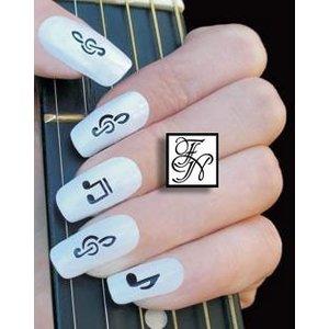 Nailart Nail Stamping Schablone Nr.032