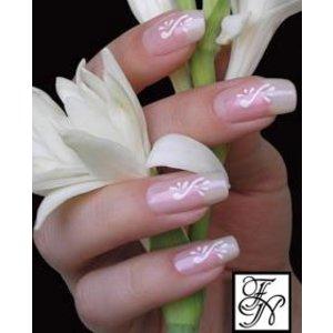 Nailart Nail Stamping Schablone Nr.039