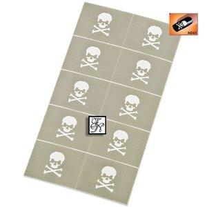 Nailart Nail Stamping Schablone Nr.041