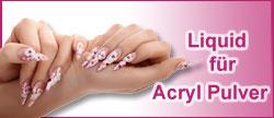 Liquid für Acryl Pulver
