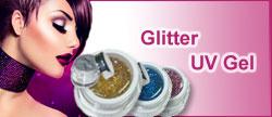 Glitter UV Gel - Nagelgel