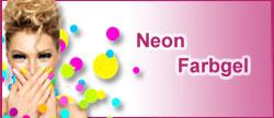 Neon Farbgel