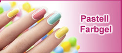 Pastell Farbgel