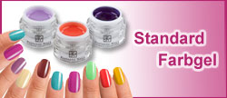 Farbgele - Standard Farben
