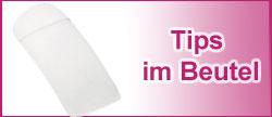Tip Beutel - Kunstnägel