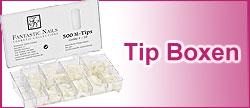 Tip Boxen - Nagel Tips für künstliche Nägel