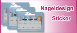 Nailart - Nageldesign Sticker