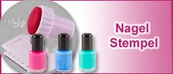 Nailart - Nagel Stempel Produkte