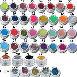 Farbgel 5x nach Wahl