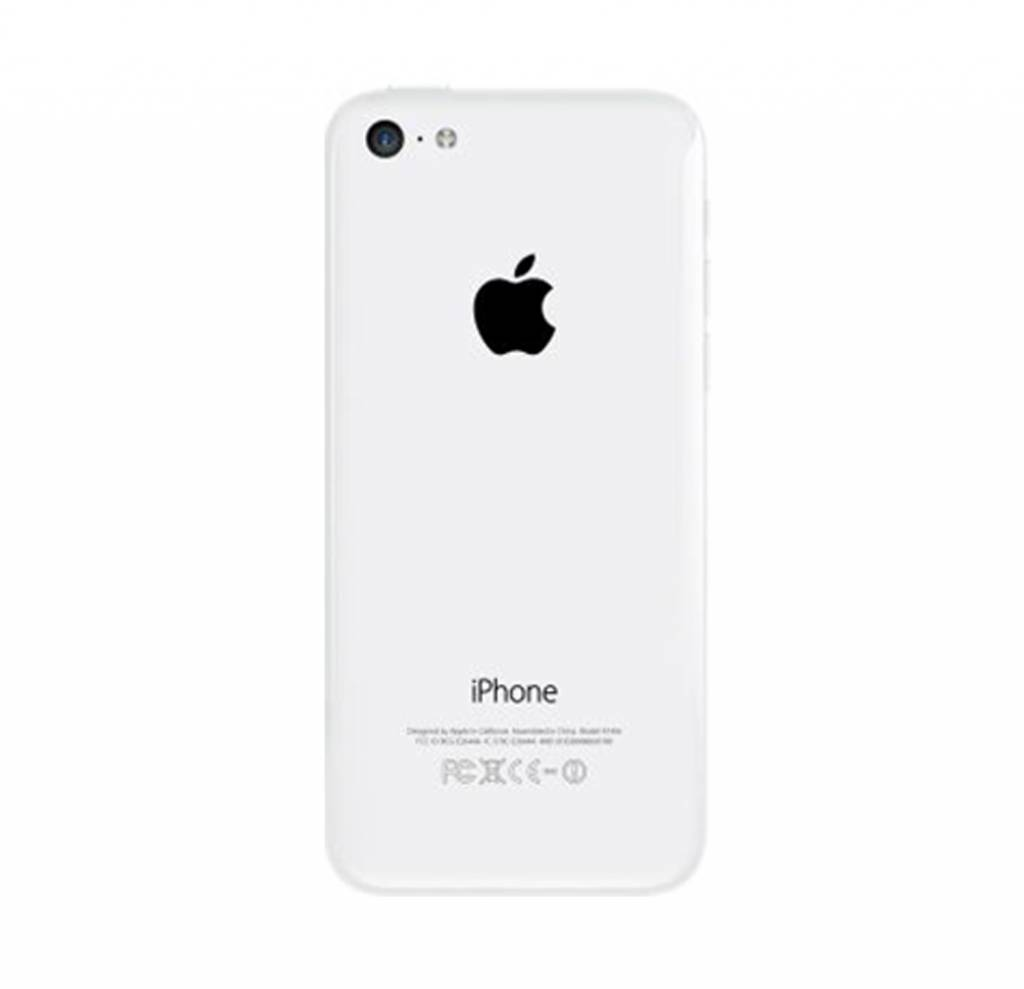 goedkope nieuwe iphone 5c 32gb wit white inclusief 12. Black Bedroom Furniture Sets. Home Design Ideas