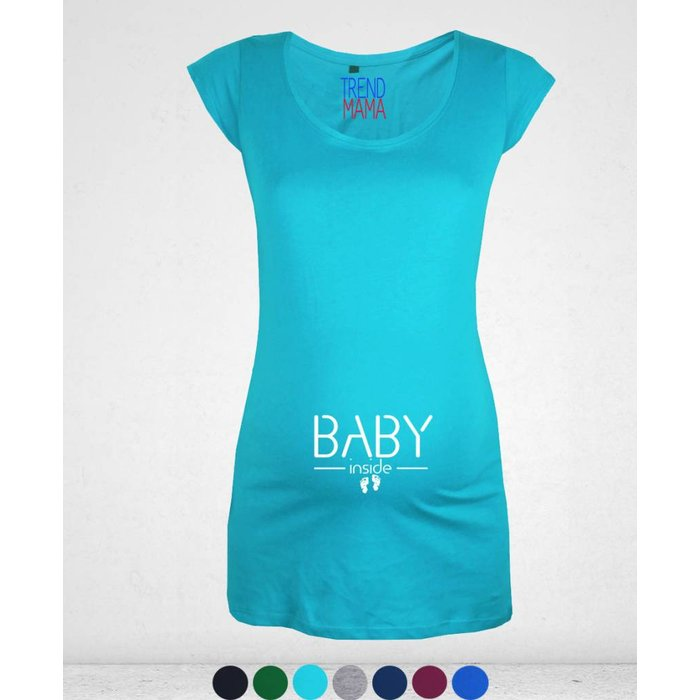 """""""Baby inside"""" Umstandsmode Shirt Cathy"""