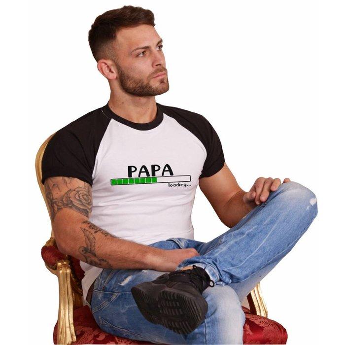 "T-Shirt "" Papa Loading"""