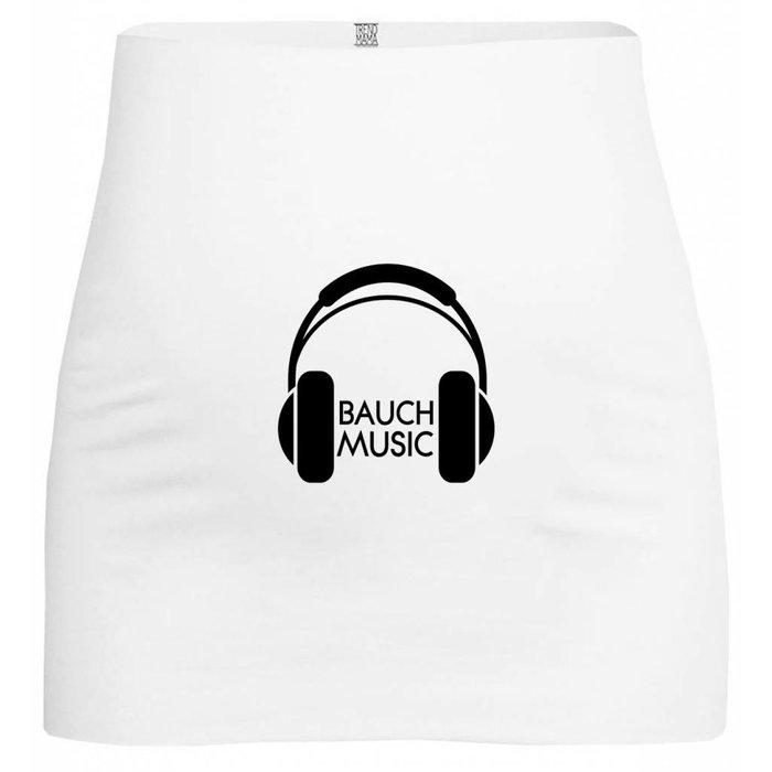 """Umstandsmode Bauchband """"Bauch Music """""""