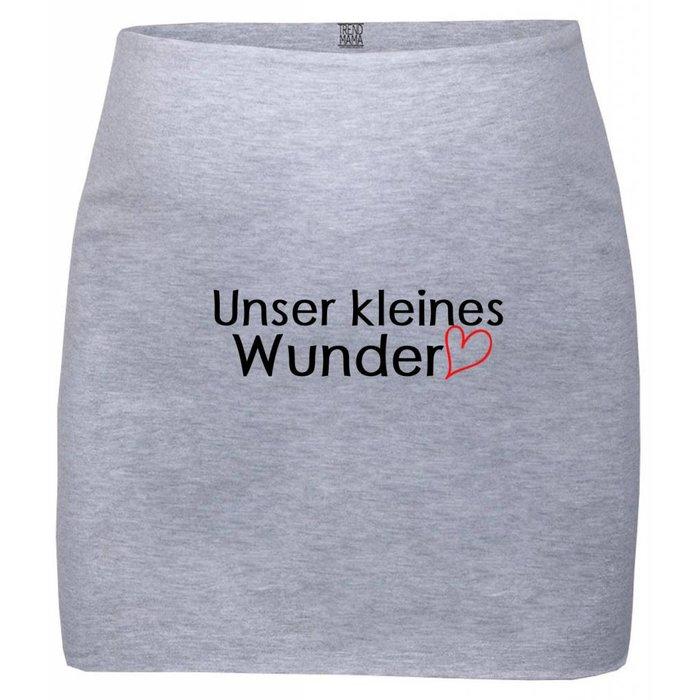 """Umstandsmode Bauchband """" Unser kleines Wunder"""""""
