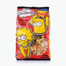 Fun Foods The Simpsons pasta 250g