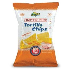 Sam Mills Tortilla chips Nacho Cheese 125g