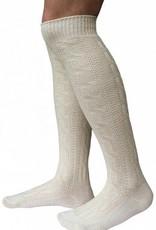 Tiroler sokken ecru unisex