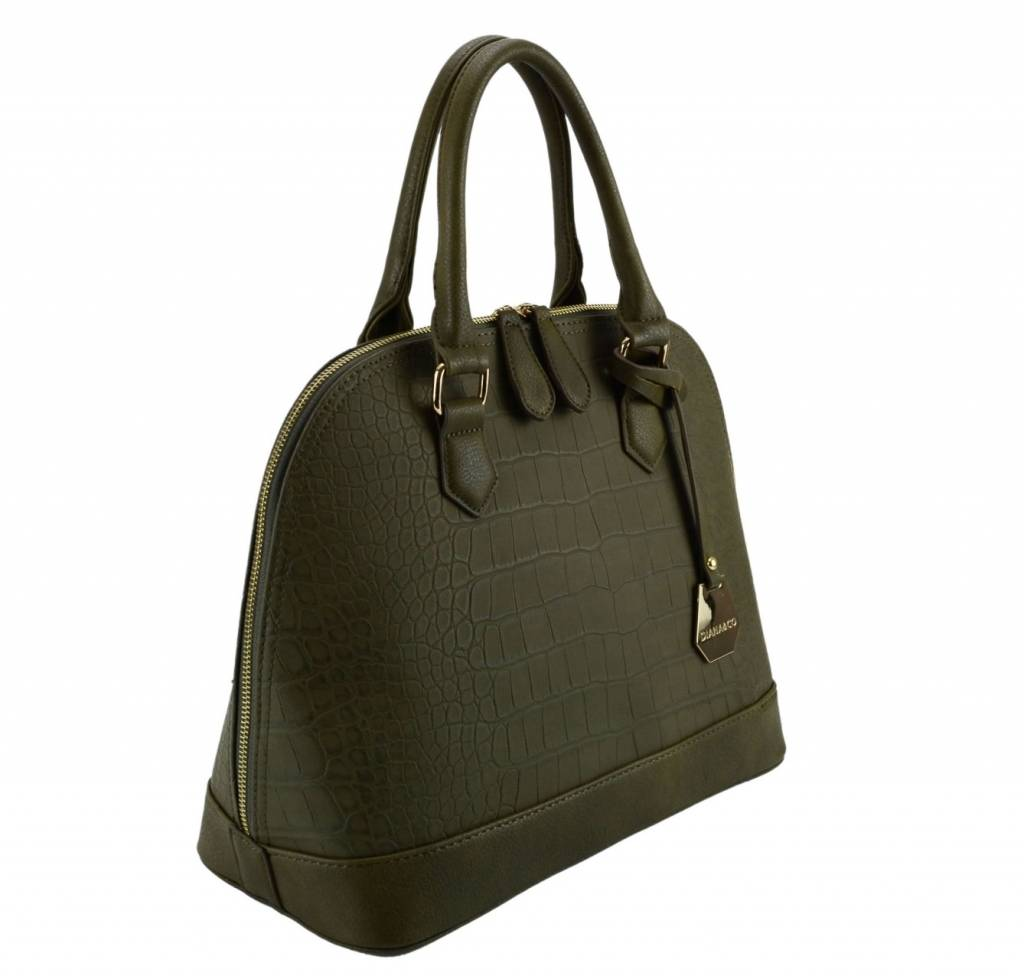 Diana & Co Tas Winter Olive