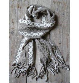 Clayre & Eef Winter Sjaal