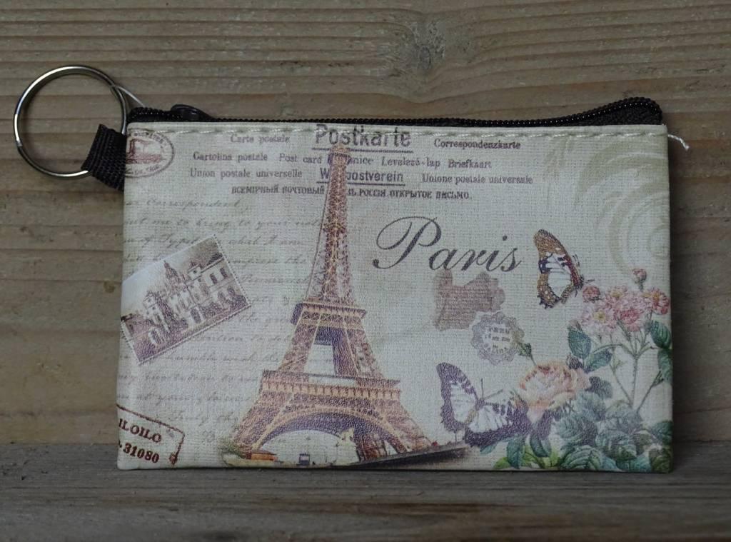 Clayre & Eef Sleutelbeurs Paris
