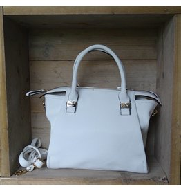 Gussaci handtas White