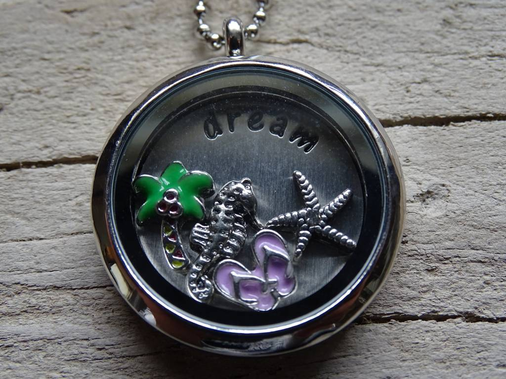 My Luck Charm Ketting Dream Zilver