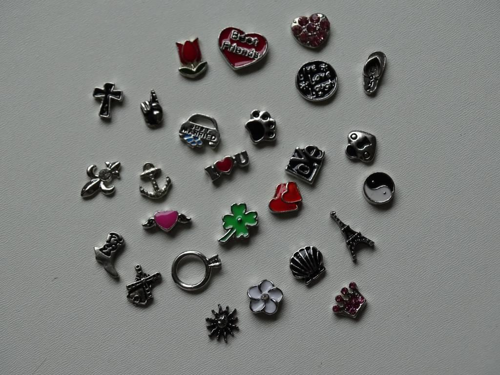 My Lucky Charm Bedel Kroon met diamanten