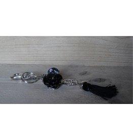 Tassen - sleutelhanger Roosje Zwart