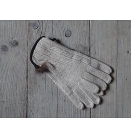 Clayre & Eef Clayre & Eef Handschoenen Beige