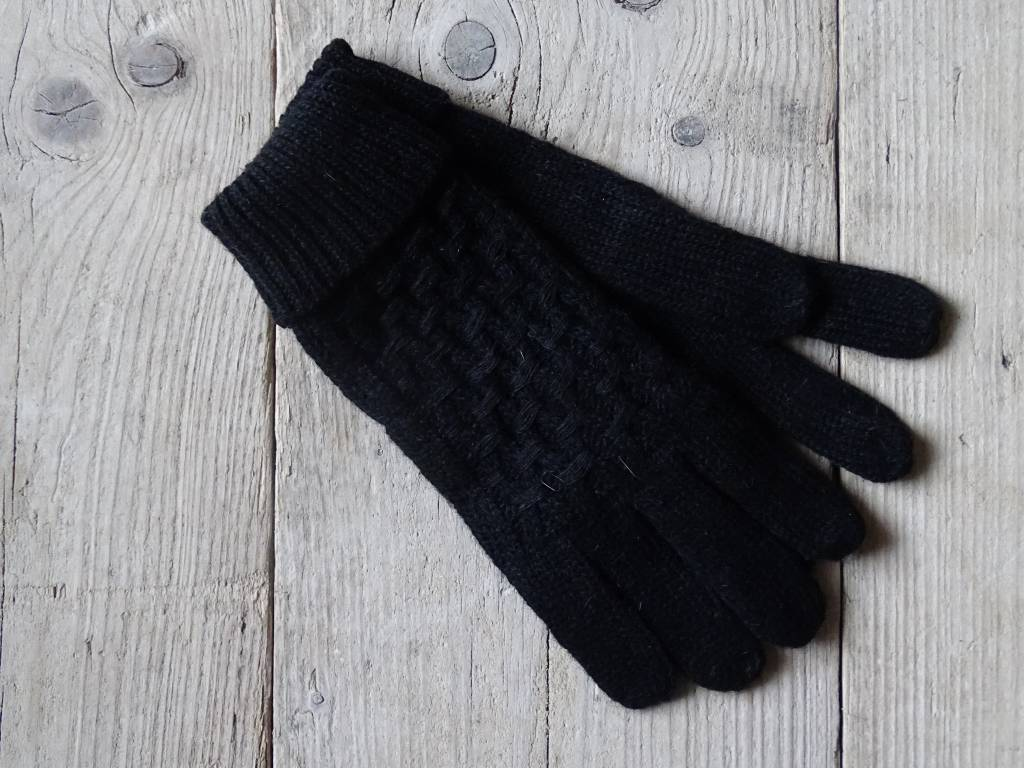 Clayre & Eef Handschoenen Zwart