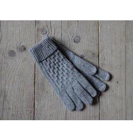 Clayre & Eef Handschoenen Grijs