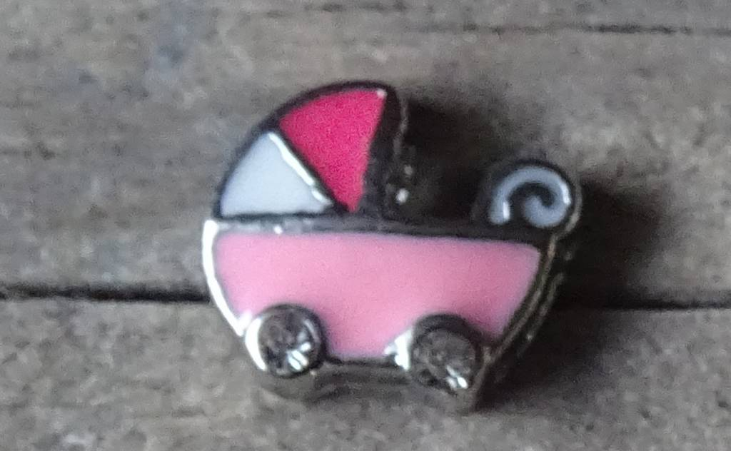 My Lucky Charm Bedel Kinderwagen Roze