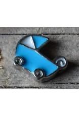 My Lucky Charm Bedel Kinderwagen Blauw