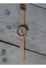Intenz Horloge Glitter Roze~Rozé
