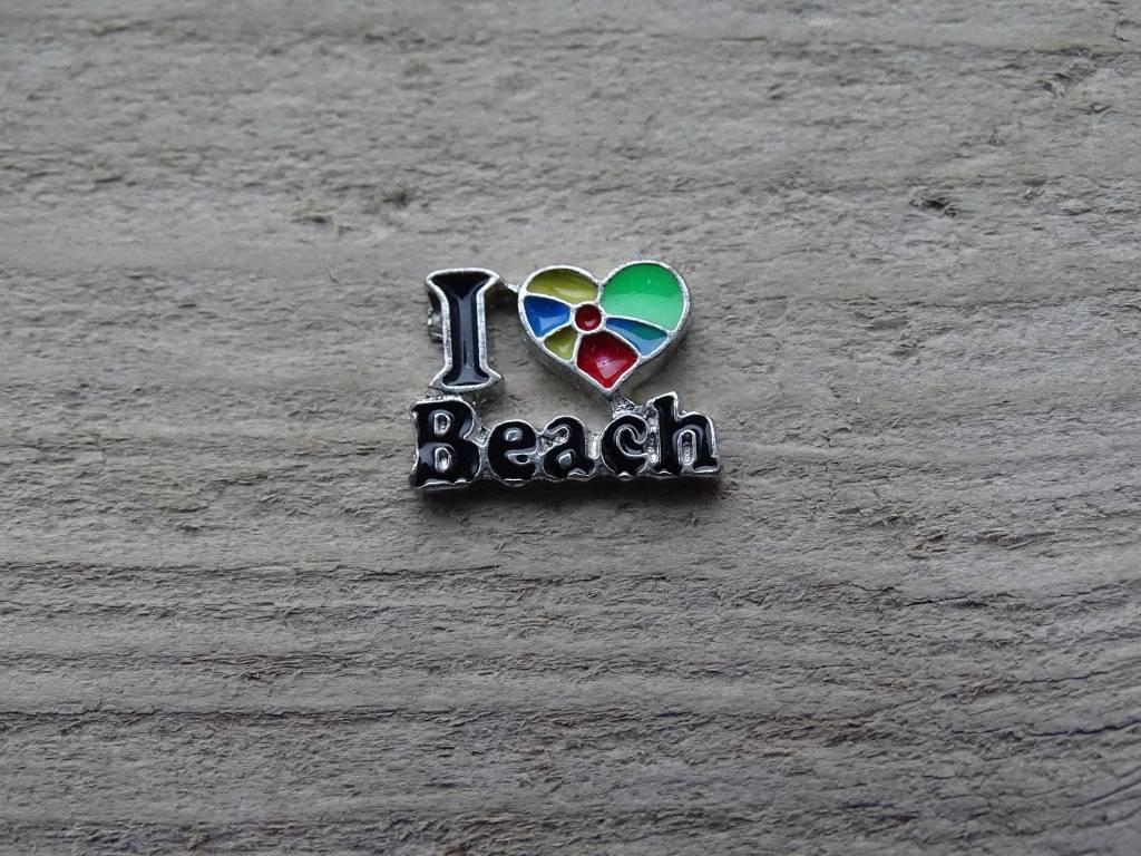My Lucky Charm Bedel I Love Beach