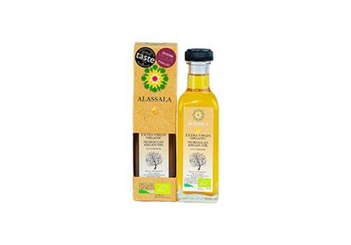 Alassala Marokkaanse argan olie 100 ml