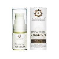 biologisch oog serum
