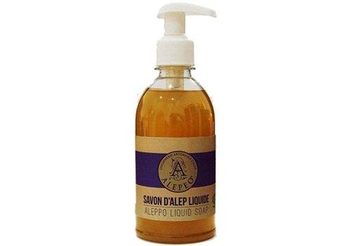 Alepeo vloeibare zeep met lavendel 350ml