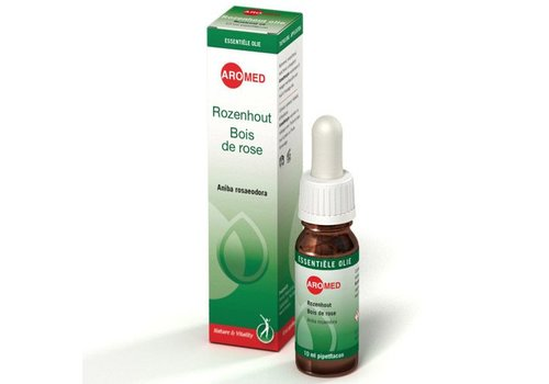 Aromed rozenhout essentële olie - 10ml