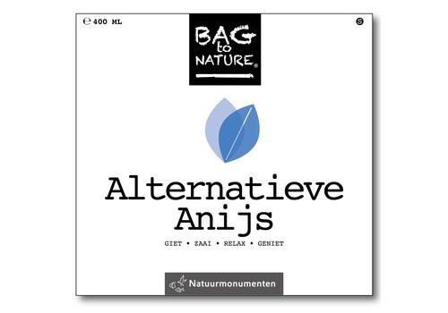 Bag -to-Nature zelf groente kweken - alternatieve anijs