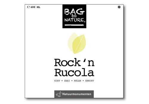 Bag -to-Nature zelf groente kweken - rock n rucola