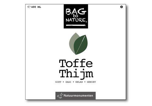 Bag -to-Nature zelf groente kweken - toffe thijm